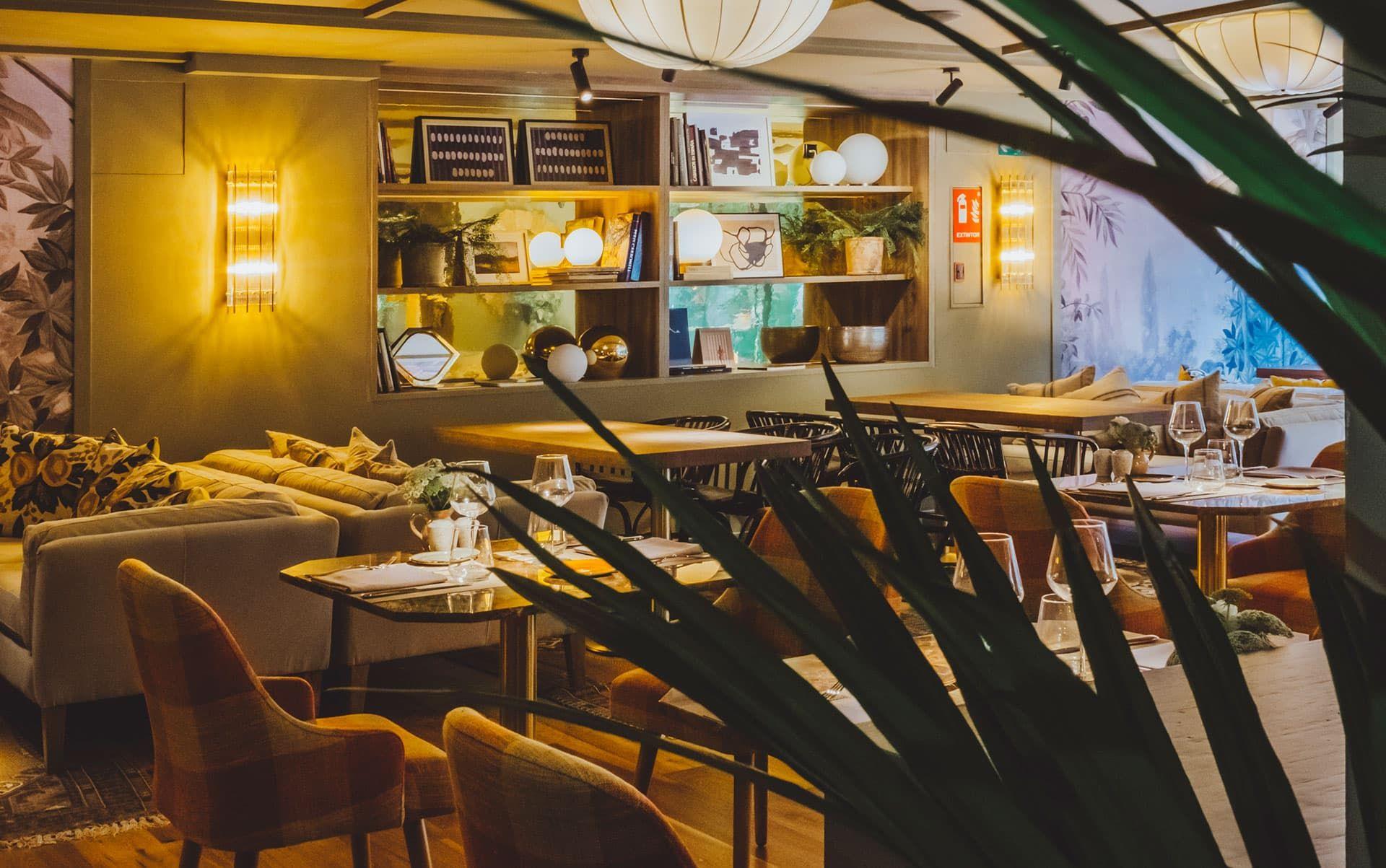 Detalle Restaurante - La Palmera del Indiano