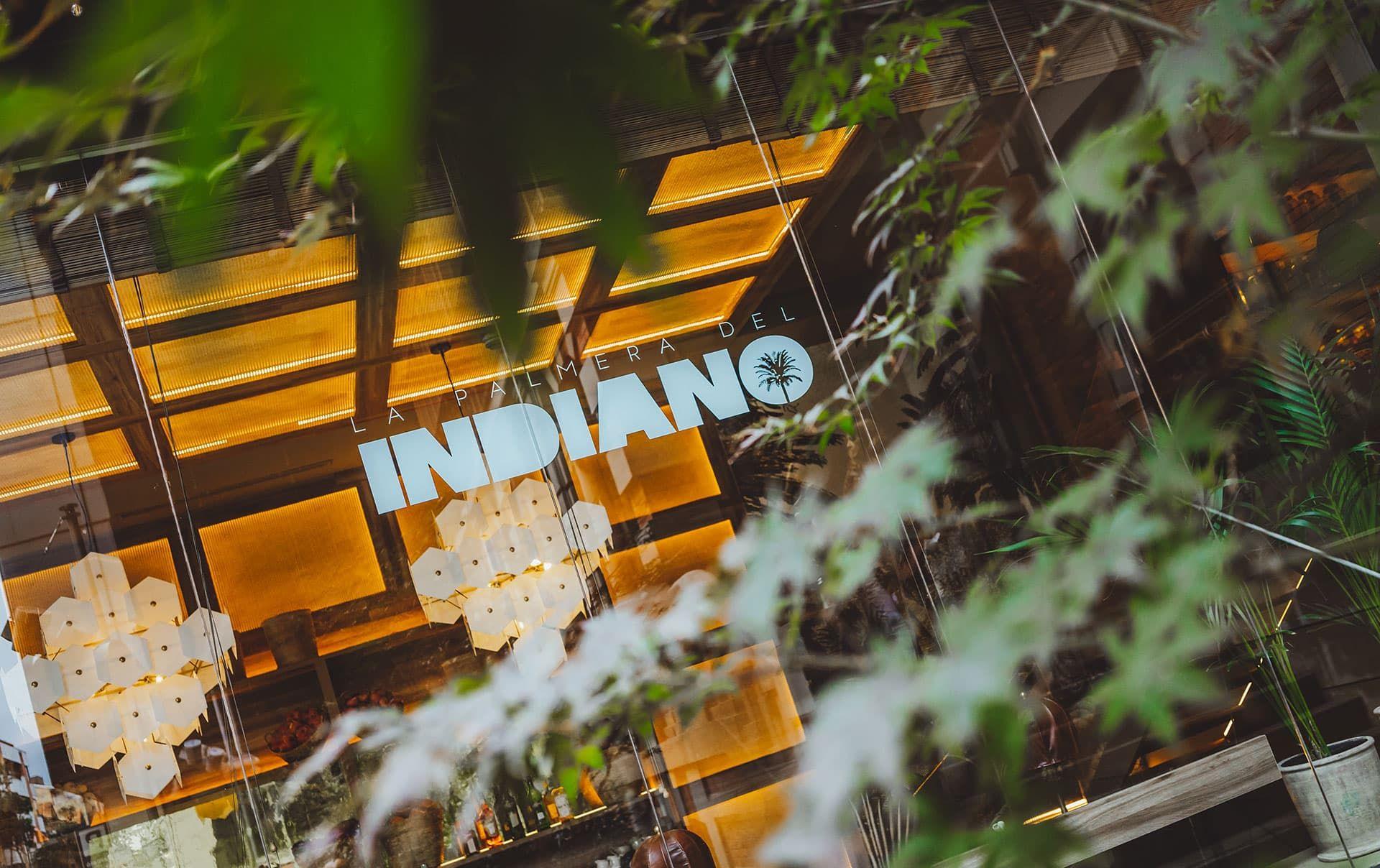Detalle Tapas Bar- La Palmera del Indiano