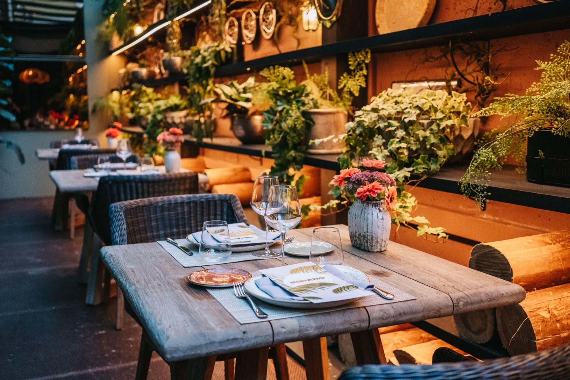 La Palmera Del Indiano Tu Restaurante En Oviedo Buscas Donde Comer O Cenar En Oviedo