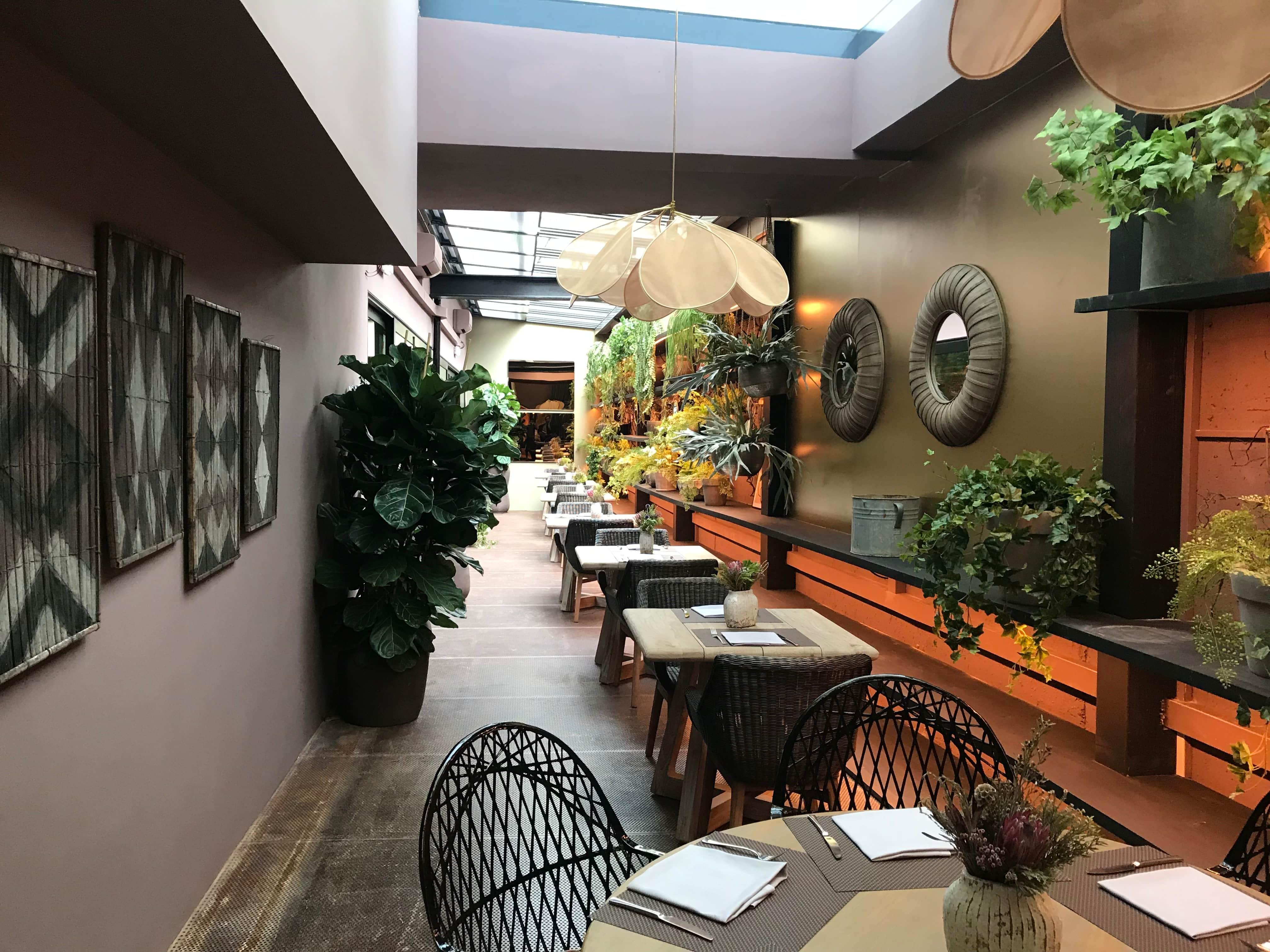 Reservas Contacto Restaurante La Palmera Del Indiano En Oviedo